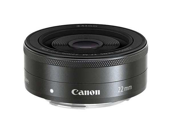 Bilde av Canon EF-M 22/2,0 STM