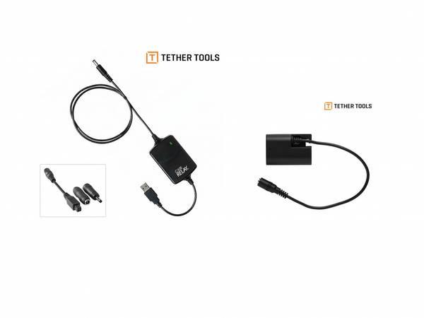 Bilde av TETHER TOOLS CASE RELAY CAMERA POWER SYSTEM CANON