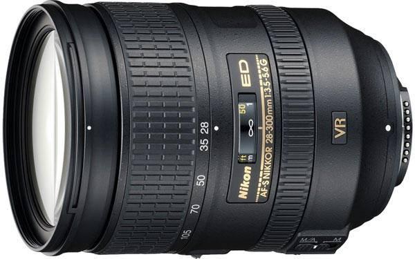 Bilde av Nikon Nikkor AF-S 28-300/3.5-5.6 G ED VR brukt