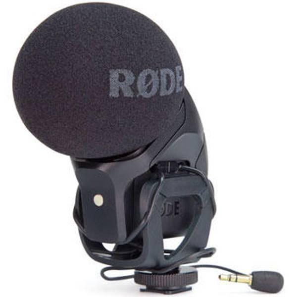 Bilde av Røde Stereo VideoMic Pro mikrofon