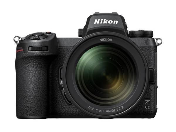 Bilde av Nikon Z 6II + Z 24-70 f4 S
