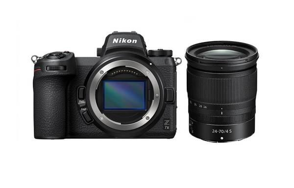 Bilde av Nikon Z 7II + Z 24–70