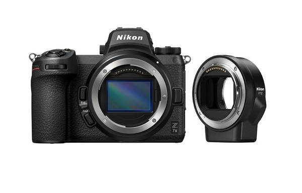 Bilde av Nikon Z 7II + FTZ Adapter