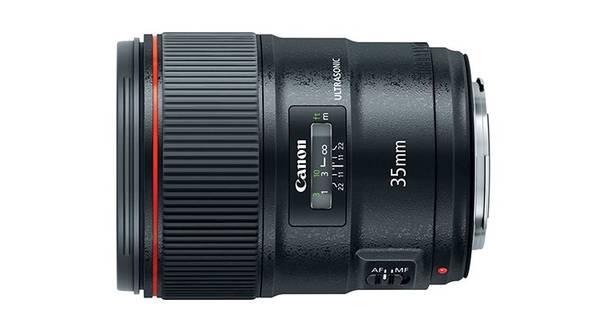 Bilde av Canon EF 35mm f1.4 L II USM