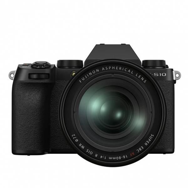 Bilde av Fujifilm X-S10 kit + FUJINON XF16-80mm F4