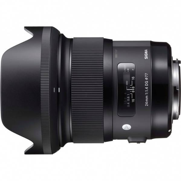 Bilde av Sigma 24mm F1.4 A DG HSM Canon