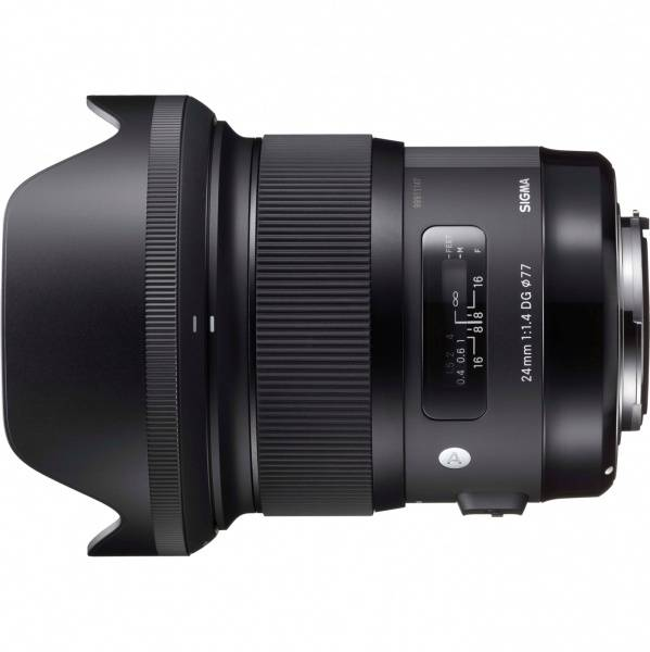 Bilde av Sigma 24mm F1.4 A DG HSM Nikon