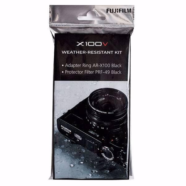 Bilde av Fujifilm Weather-Resistant Kit X100V Black