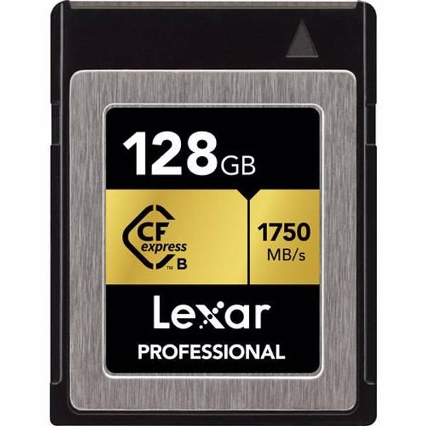 Bilde av LEXAR PRO CFexpress 128gb R1750/W1000