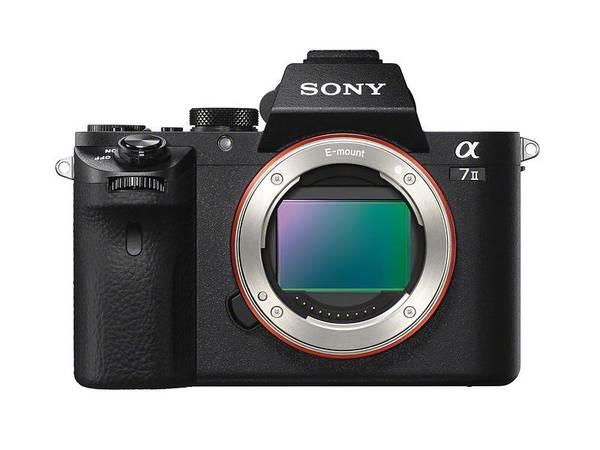 Bilde av Sony Alpha A7II brukt