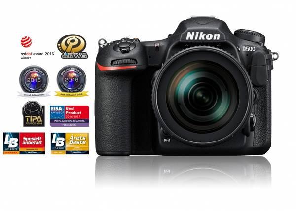 Bilde av Nikon D500 m/16-80mm F2.8-4E DX ED VR