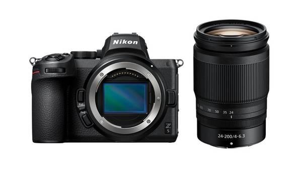 Bilde av Nikon Z 5 + Nikon NIKKOR Z 24-200mm f/4-6.3 VR