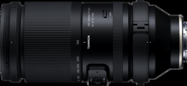 Bilde av Tamron 150-500mm f/5-6,7 DI III VC VXD till Sony
