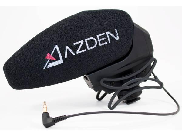 Bilde av AZDEN DSLR VIDEO MIKROFON SMX-30 STEREO & MONO