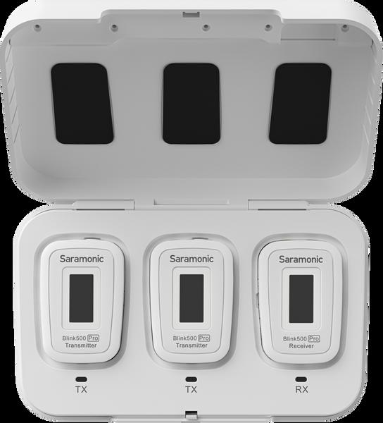 Bilde av Blink 500 Pro B2 White 2,4GHz wireless w/3,5mm