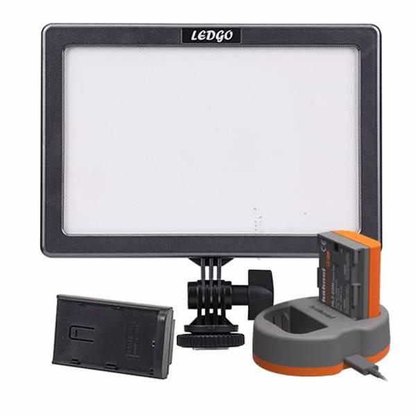 Bilde av LEDGO E116C LED Panel Pakke