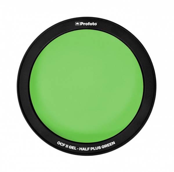 Bilde av Profoto OCF II Gel - Half Plus Green