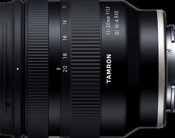 Bilde av TAMRON 11-20mm F/2.8 Di III-A RXD til Sony E