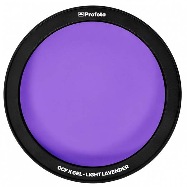 Bilde av Profoto OCF II Gel - Light Lavender