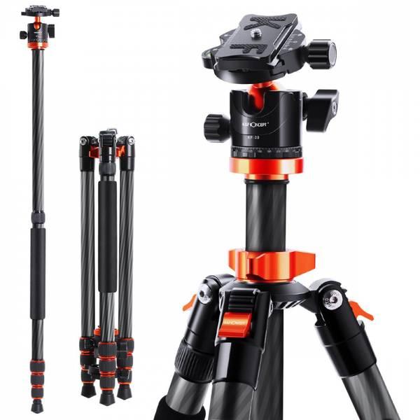Bilde av K&F Concept Lightweight Carbon fiber Camera