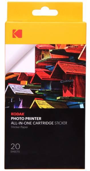 Bilde av KODAK Papirkassett Selvklebende 2,1x3,4