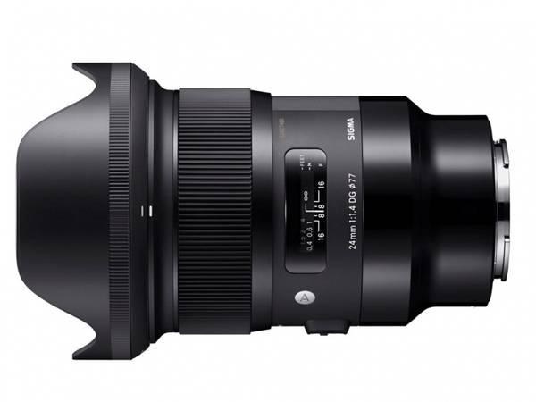 Bilde av Sigma 24mm f/1,4 DG HSM Art til Sony FE