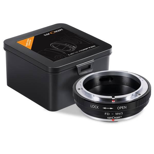 Bilde av K&F Canon FD Lenses to M43 MFT Lens Mount Adapter