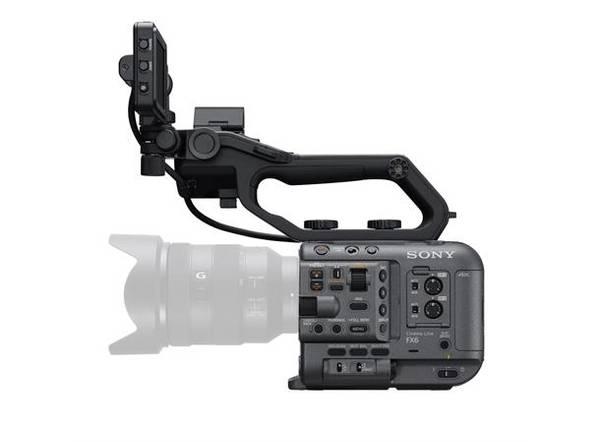 Bilde av Sony FX6 Full-Frame Cinema Camera