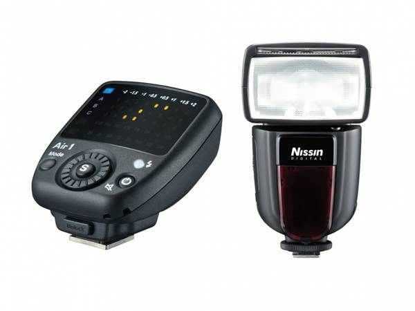 Bilde av Nissin Di700A + Air 1 Kit for Olympus/Panasonic