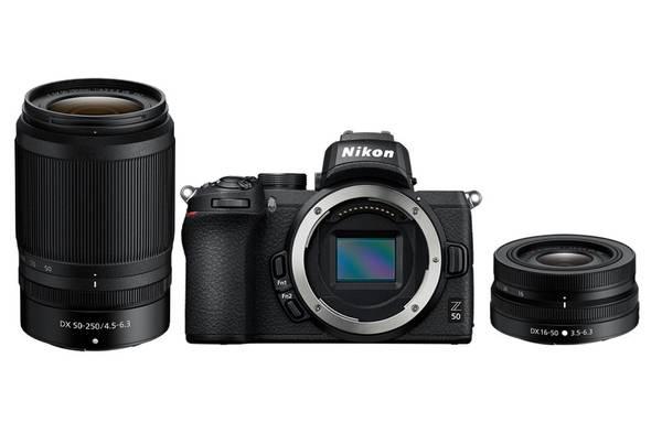 Bilde av Nikon Z50 +NIKKOR Z DX 16-50mm f/3.5-6.3 VR