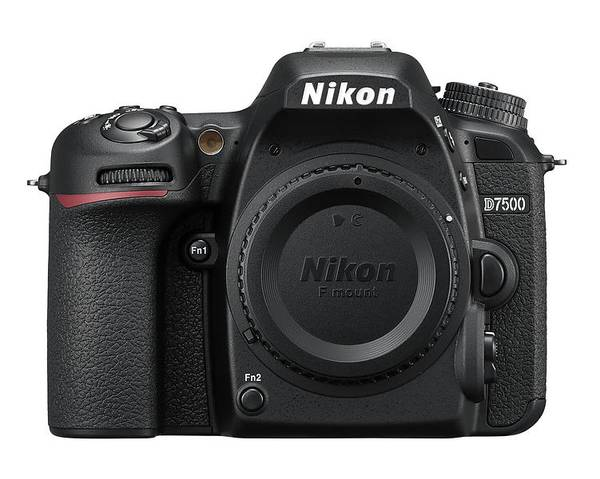 Bilde av Nikon D7500 brukt