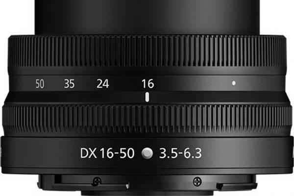Bilde av Nikon Nikkor Z DX 16-50mm f/3.5-6.3 VR