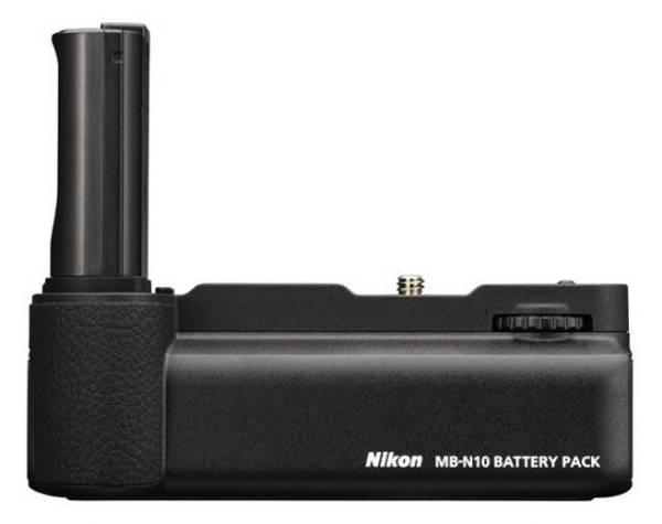 Bilde av Nikon MB-N10 for Z 6 / Z 7