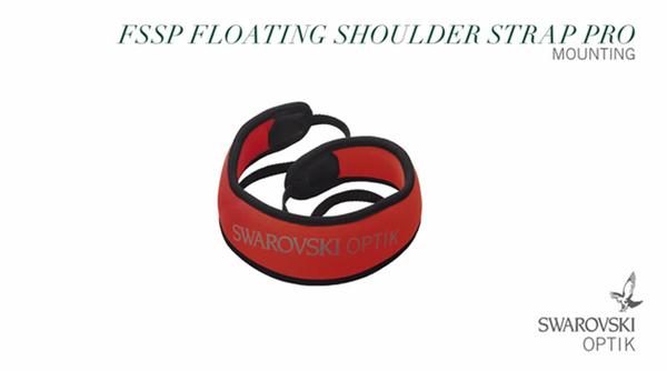 Bilde av Swarovski FSSP floating shoulder strap pro
