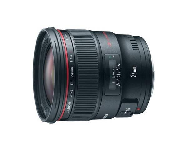 Bilde av Canon EF 24mm F1.4L II USM