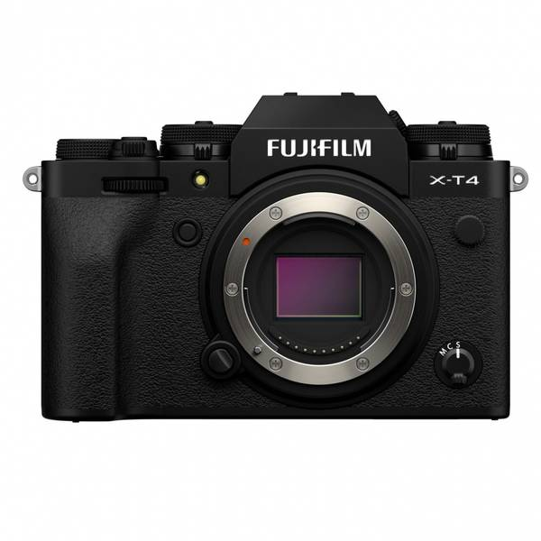 Bilde av Fujifilm X-T4 kamerahus  Sort