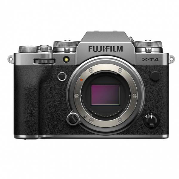 Bilde av Fujifilm X-T4 kamerahus Sølv