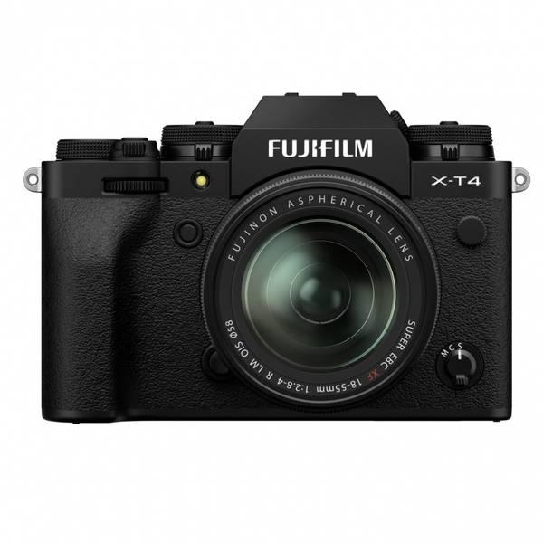 Bilde av Fujifilm X-T4 kit + FUJINON XF18-55mm F2.8-4 Sort