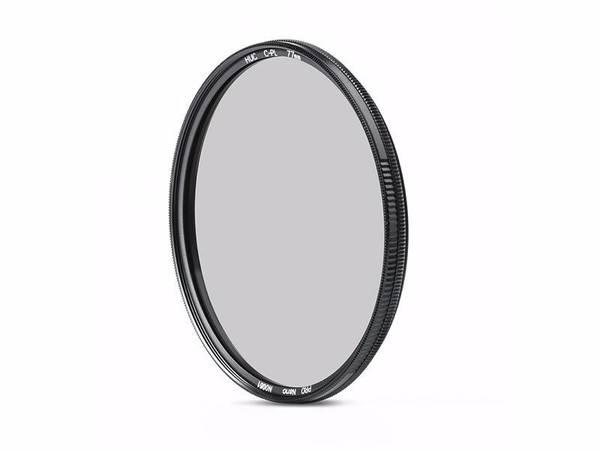 Bilde av NISI Filter Circular Polarizer Pro Nano Huc 58mm