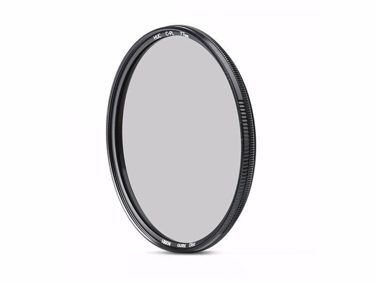 NISI Filter Circular Polarizer Pro Nano Huc 77mm