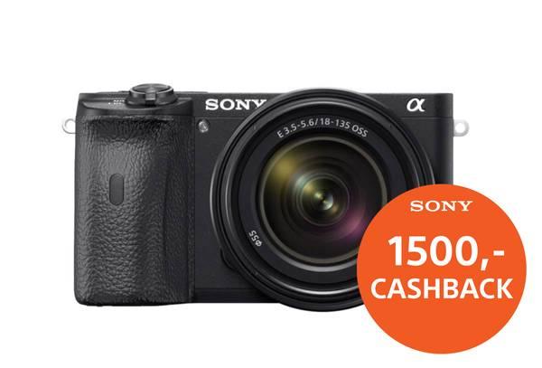 Bilde av Sony A6600 + E 18-135mm f/3,5-5,6 OSS