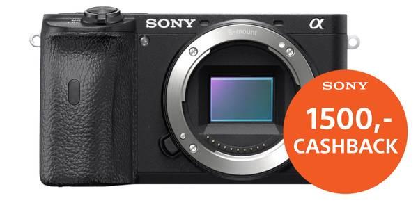Bilde av Sony A6600 Hus