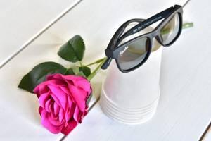 Bilde av SHADEZ - Solbriller Polarized VIP Svart 7+