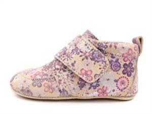Bilde av EN FANT - Velcro Slipper Fashion Metallic Purple