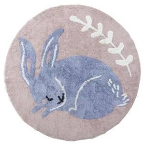 Bilde av SEBRA - Vevet Gulvteppe Kaninen Bluebell