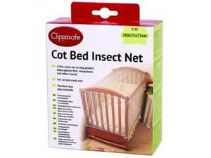 Bilde av CLIPPASAFE - Insektsnett for barneseng