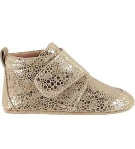 Bilde av EN FANT - Velcro Slipper Fashion Gold
