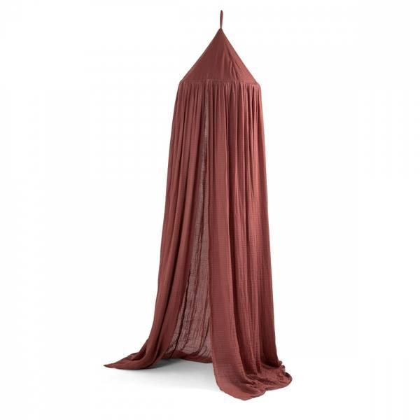 SEBRA - Sengehimmel Burgundy Red