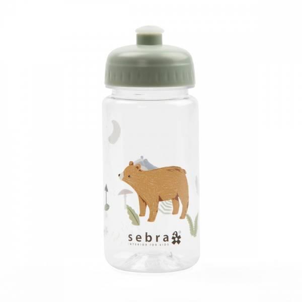 SEBRA - Drikkeflaske 500ml Nightfall Idyllic Green