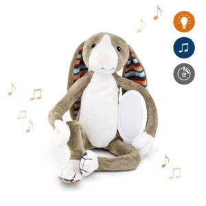 Bilde av ZAZU - Bamse Haren Bo m/Lys og Lyd